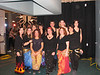My bellydance troupe at the women's soiree!