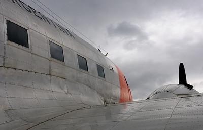 Resting Plane