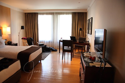 Our room - we have a flight to Ushuaia tomorrow . . .