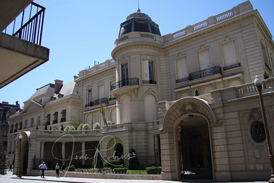 Oct 24   Buenos Aires - Our hotel