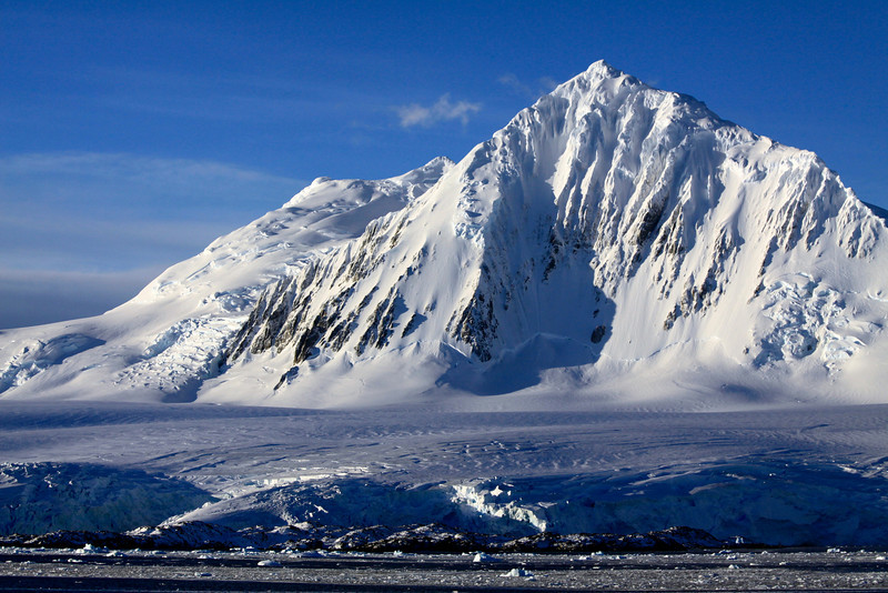 Mountains Majesty - Antarctica