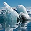 Natural Ice Sculpture, Devil island, Antarctica