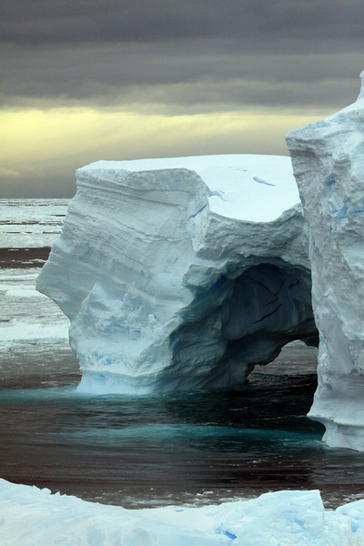 The Art of Ice - Antarctica