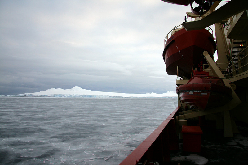 My Room's View - Antarctica