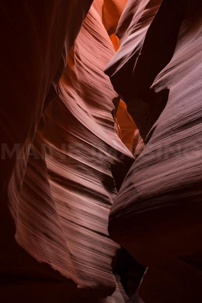 Antelope Canyon, Navajo Nation.