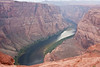 Horseshoe bend in the Colorado River, just south of Page, Arizona.<br /> <br /> Photo by Deb