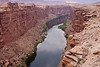 The Colorado River near the beginning of the Grand Canyon<br /> <br /> Photo by Deb