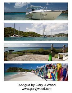 Antigua by Gary J. Wood