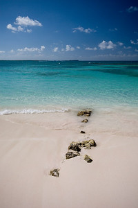 Coral Sands and Sea