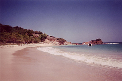 A Secluded Beach
