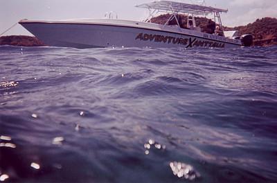 "The ""Xtreme Circumnav"" Boat"