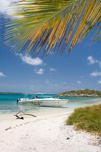 Antigua Adventures Boat