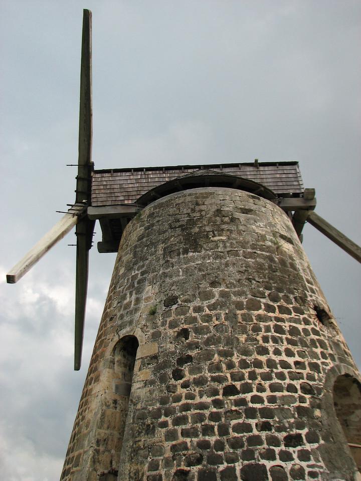Again, the windmill.