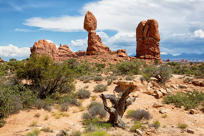 Arches Balanced rock 7503cf DEx