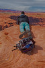 guy hanging over horseshoe bend 1815hd22