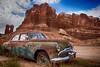 Car_rocks_Buick old rustic car4590hd
