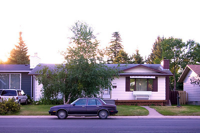 2953 Cumberland Ave - the house that Darcie lived in in Saskatoon (from 1976 - 1979)