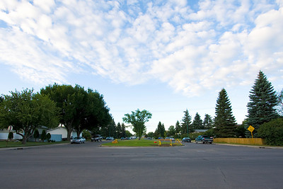 Cumberland Ave - the street that Darcie lived on in Saskatoon (from 1976 - 1979)