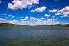 South Saskatchewan River from the ferry.