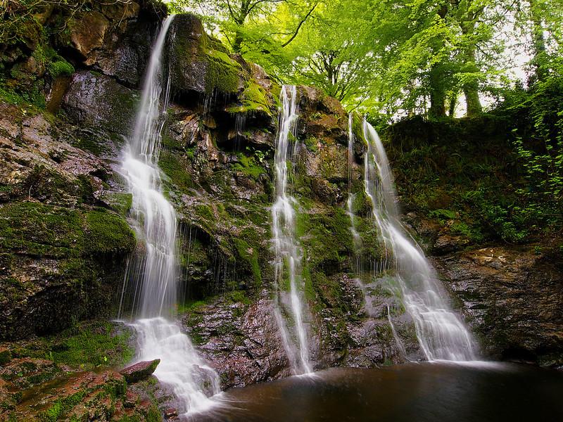 Glenariff Falls, County Antrim