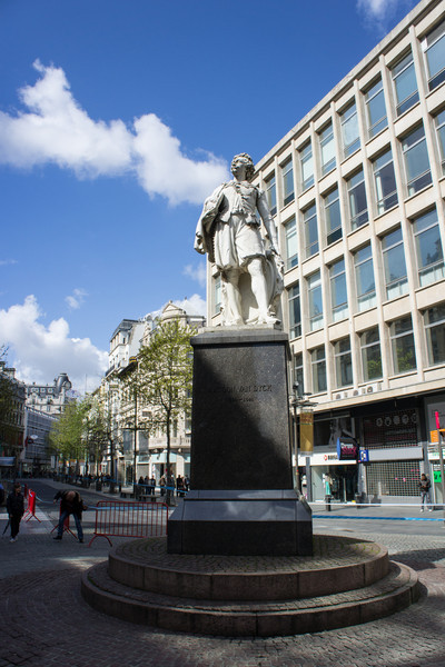 Statue of Van Dyck