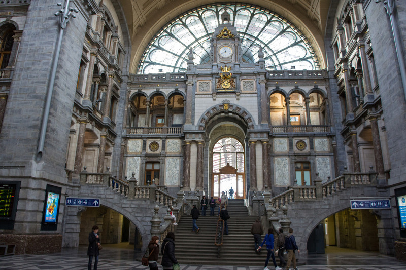 Inside Central Station