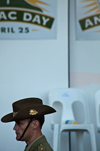 Anzac soldier