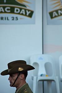 Anzac soldier Perth Western Australia