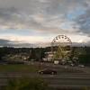 Evergreen State Fair closer shot