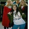 Jenny, me, Andrea, Olivia