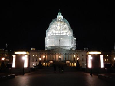 April 2015 Washington DC Capitol