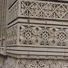Stonework at the corner of West End Ave & 101st.