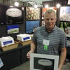 Met Jens Johansen, photographer at his display at the Arts Show at the Navy Pier. Bought a couple of photos. from Denmark: nice guy..