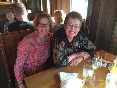 Ladies at McMenamin's in Wilsonville!