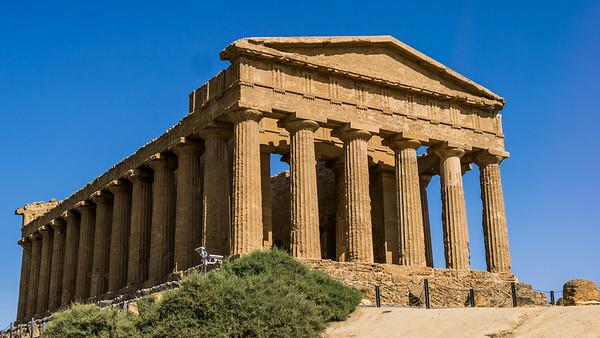 Agrigento, Temple of Concordia