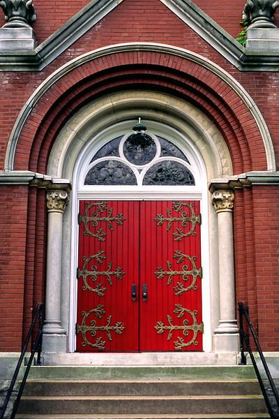 Door, Saint Joseph's Chapel