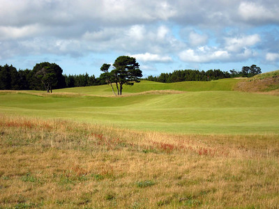 This is either Bandon Dunes or Pacific Dunes. There are now five courses here.