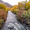 The Provo River, Provo Canyon Utah