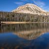 Mirror Lake and Bald Mountain