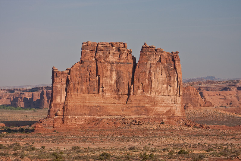 Arches National Park.<br /> <br /> Photo by Deb