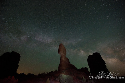 Hard to pick a favorite photo of 2012, but I can say that traveling to Arches National Park by myself, hours on end of hiking in middle of no where, and seeing the Milky Way with my own eyes, was the greatest experience of my life so far.