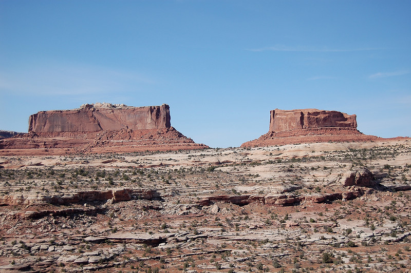 Beautiful Utah on the way to Dead Horse Point