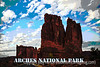 Arches National Park, Utah; best viewed in the largest sizes