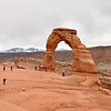 Delicate Arch in Arches National Park, Utah