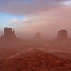 Monument Valley Sandstorm