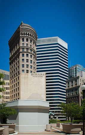 Hobart Building, 1914.  Architect Willis Polk, 582 Market Street.