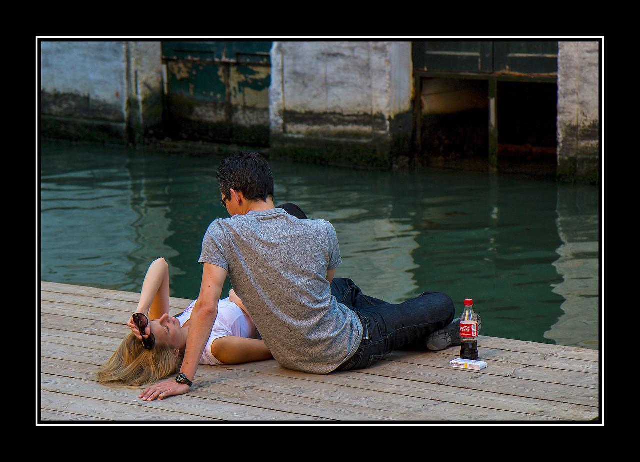 IMAGE: https://photos.smugmug.com/Travel/Architecture/Venice/i-6bgMgJt/0/14901a6d/X2/Venice%20lovers%20by%20a%20canal-X2.jpg