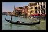 Gondola on Grand Canal...