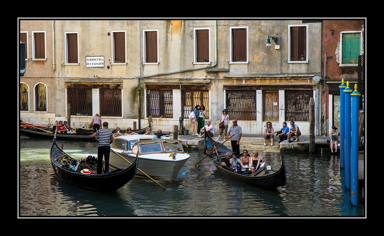 IMAGE: https://photos.smugmug.com/Travel/Architecture/Venice/i-dzmd6nD/0/552afb96/X2/Venice%20traffic%20on%20small%20canal-X2.jpg