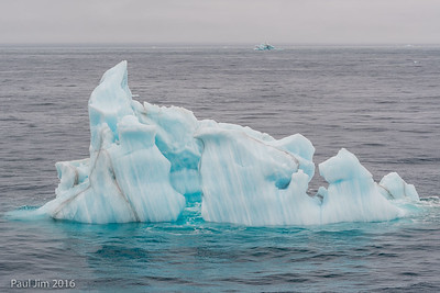 Iceberg in Arctic